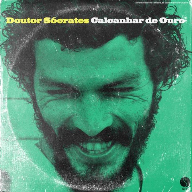 """Dòutor Socrates - """"Calcanhar de Ouro"""""""