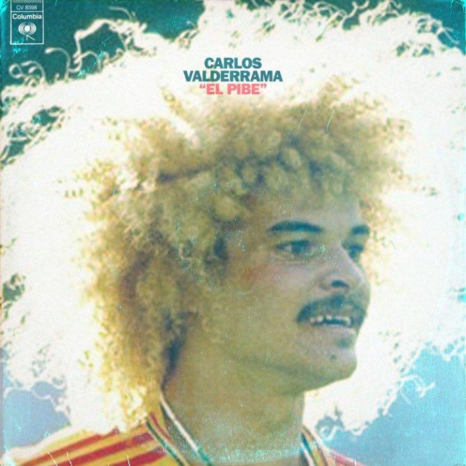 """Carlos Valderrama - """"El pibe"""""""