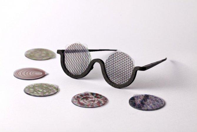 occhiali lsd