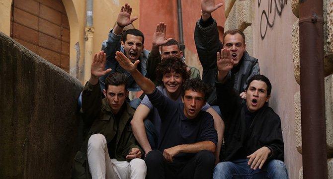 Leonardo Zuliani e i suoi teneri amici