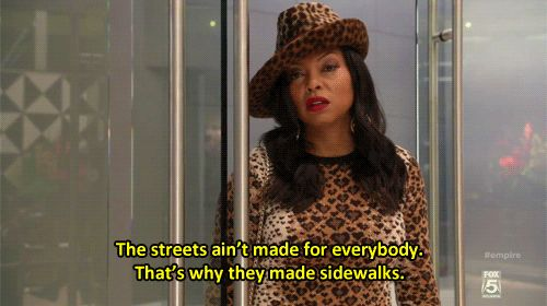 empire cookie lyon gif streets ain't made for everybody