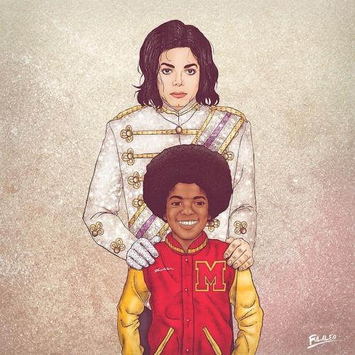 Micheal Jackson prima e dopo