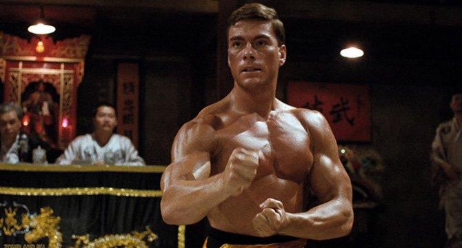 Gus Van Damme vs. Jean Claude Van Sant