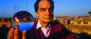 Rome, December 1984 - Writer Italo Calvino >< Roma, dicembre 1984 - Italo Calvino, scrittore