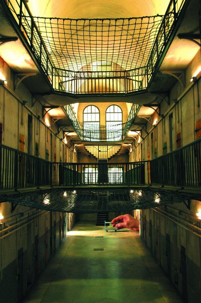 Prison Saint Paul Miniature de Dan Ohlmann