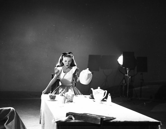 alice in wonderland behind the scenes animators kathryn beaumont 222