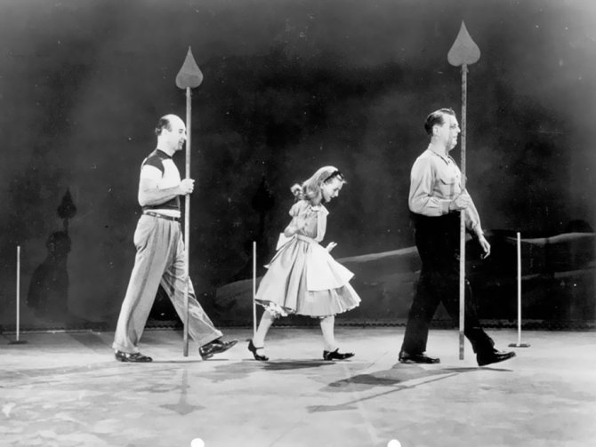 alice in wonderland behind the scenes animators kathryn beaumont 555