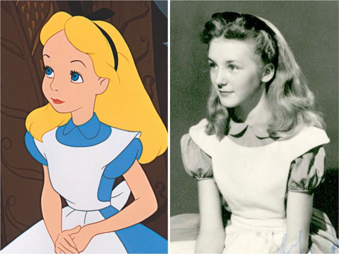 alice in wonderland behind the scenes animators kathryn beaumont 666