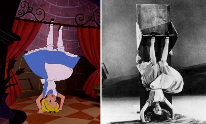 alice in wonderland behind the scenes animators kathryn beaumont 777
