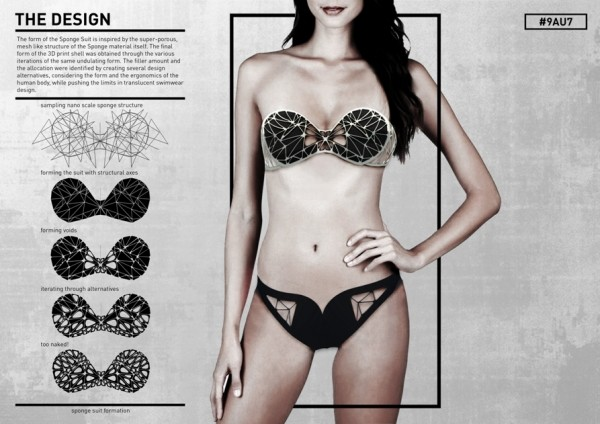 Il bikini ecologico del futuro