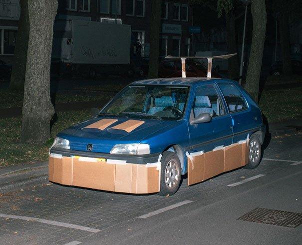 cardboard upgrade cars super max siedentopf 66