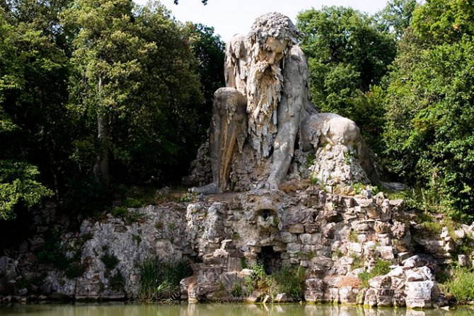 colosso dell appennino sculpture florence italy 2 700