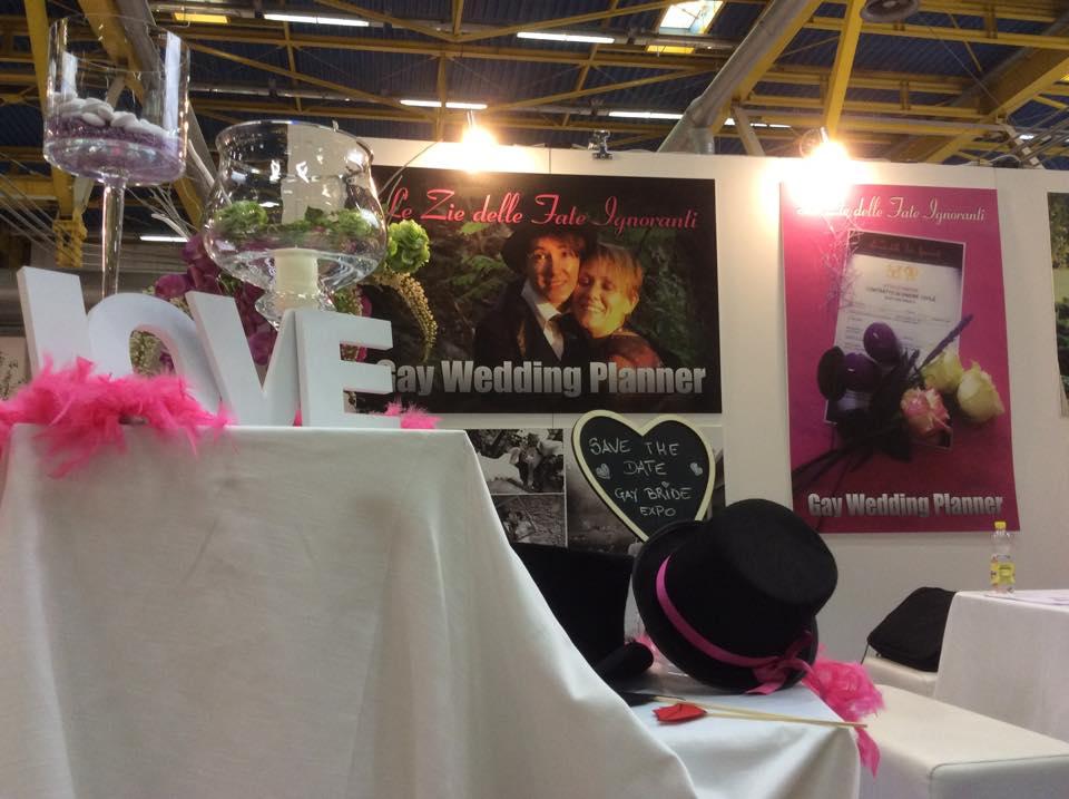 Gay Bride Expo interno