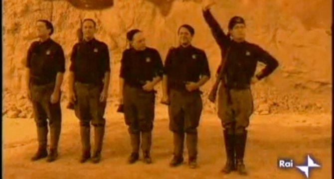 L'Italia conquista il pianeta rosso con i Fascisti su Marte di Corrado Guzzanti.