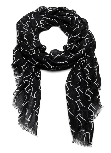 mathematical scarves