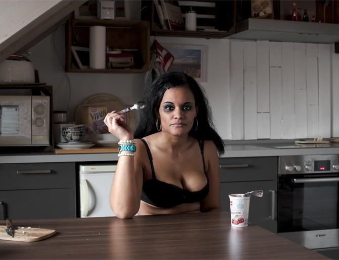 Amburgo Jessica Brown, 27 anni: sex worker e attrice porno