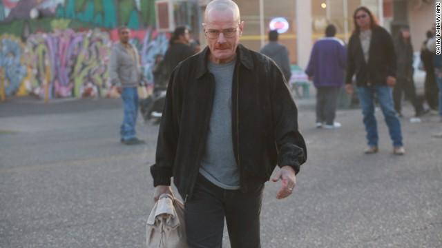 Walter White (Bryan Cranston)- Breaking Bad - Season 1, Episode 5 - Photo Credit: Cathy Kanavy/AMC