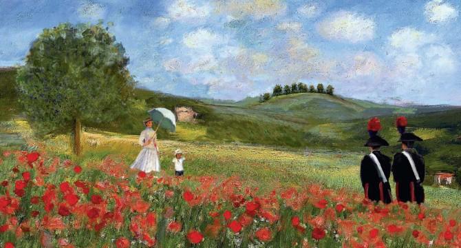 Carabinieri e Monet