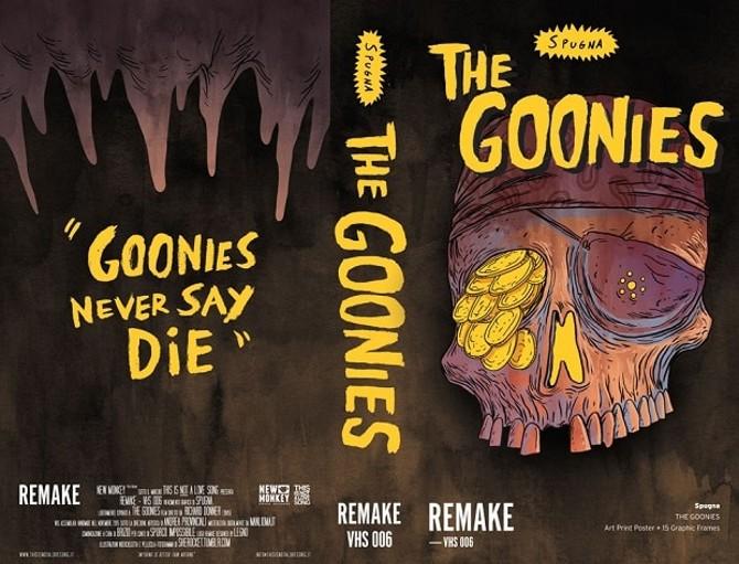 Il remake dei Goonies