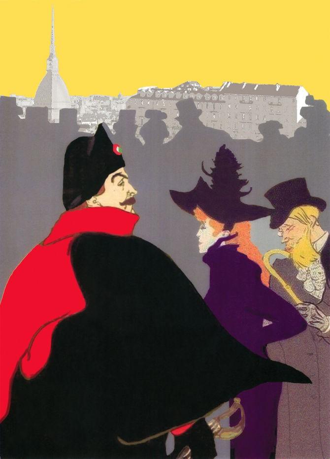 Marzo con Lautrec