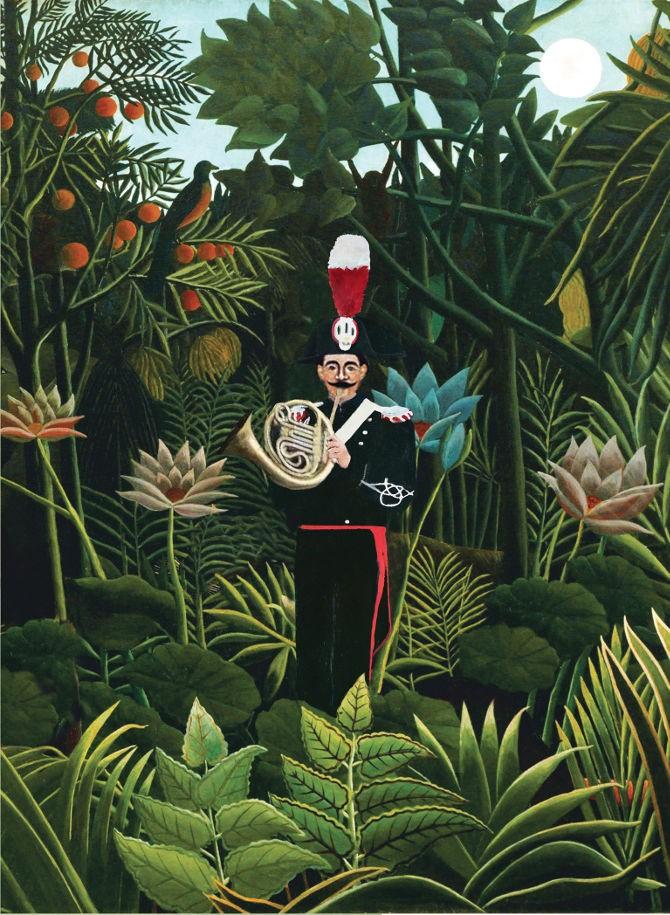 Maggio con Henri Rousseau