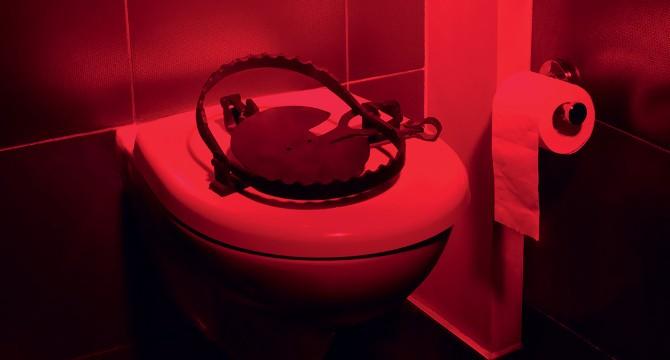 Toilet sicure