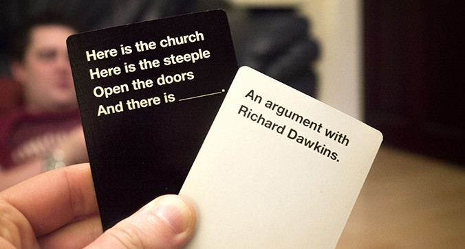 Cards Against Humanity sample