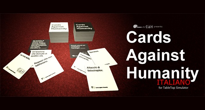 Cards Against Humanity ita