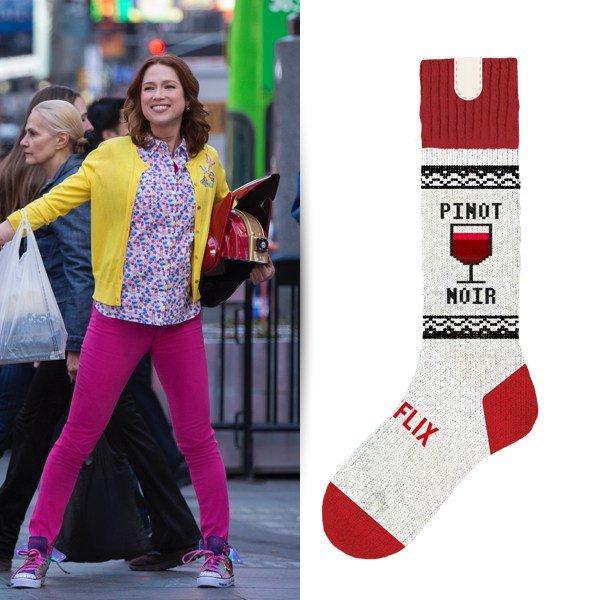 Kimmy Schmidt Socks