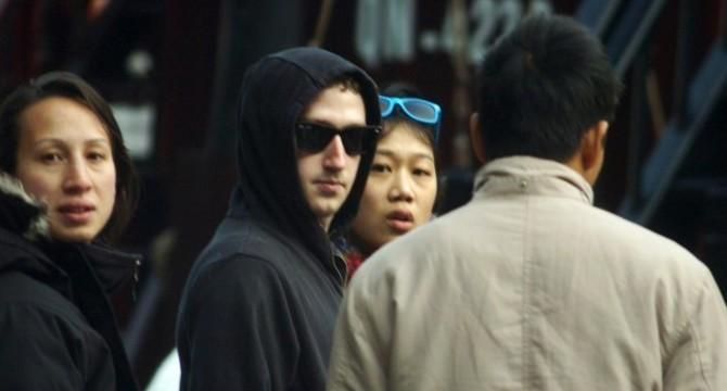 Mark e Priscilla a Roma