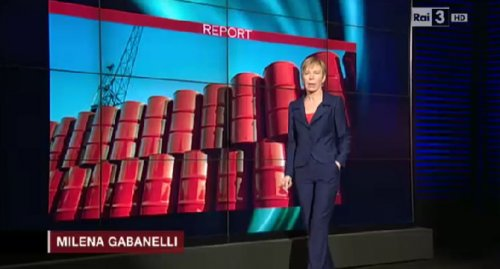 Report Gabanelli