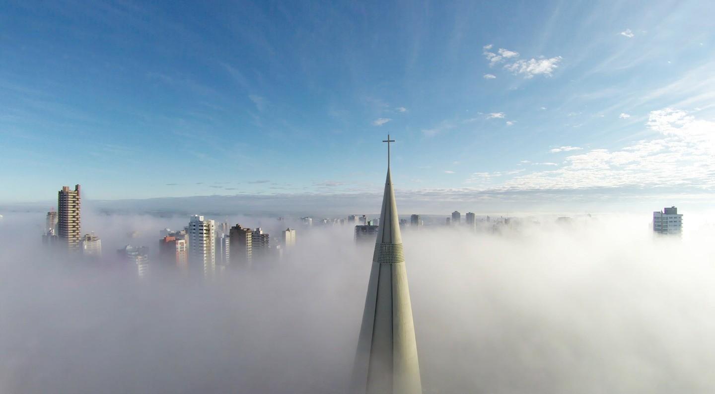1° premio Places: Above the Mist, di Richardo Matiello