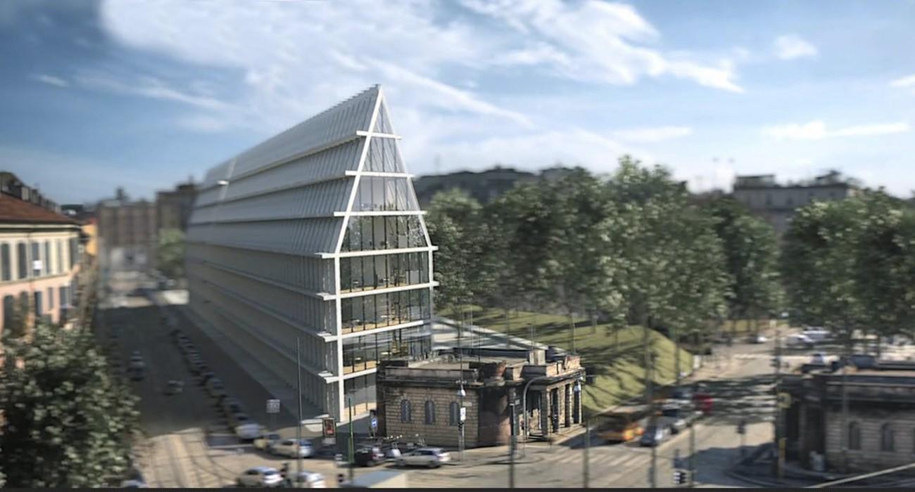 Come sarà la nuova sede della Fondazione Feltrinelli a Milano