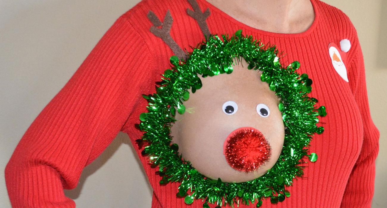 I 20 maglioni più brutti per festeggiare il Natale