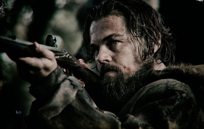 leonardo di caprio, the revenant