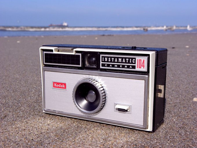 instamatic, kodak, macchina fotografica