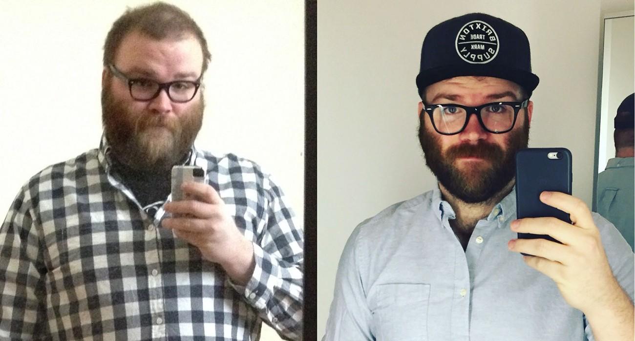 Andy Boyle ha smesso di bere per due anni. e la sua vita è cambiata un bel po'.