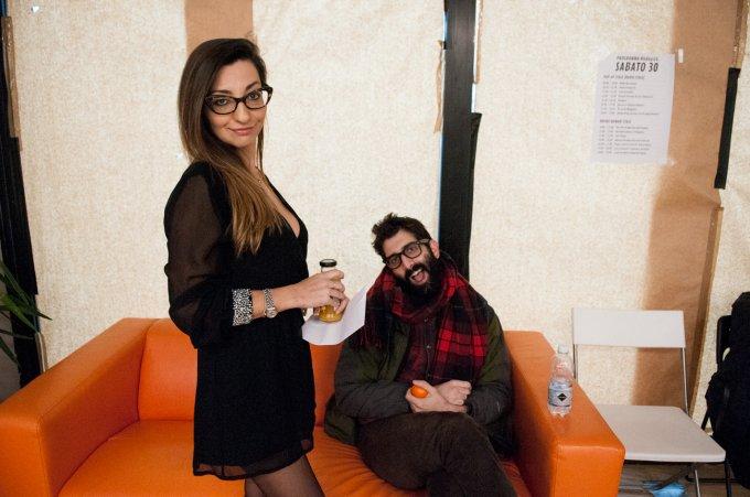 Better Days Festival - Martina dell'Ombra e Luca Vecchi di The Pills - Foto: Gabriele Ferraresi