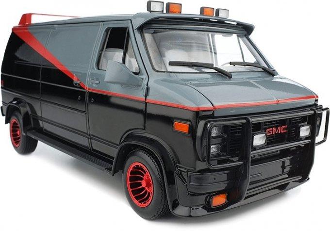 GMC-A-Team-Van