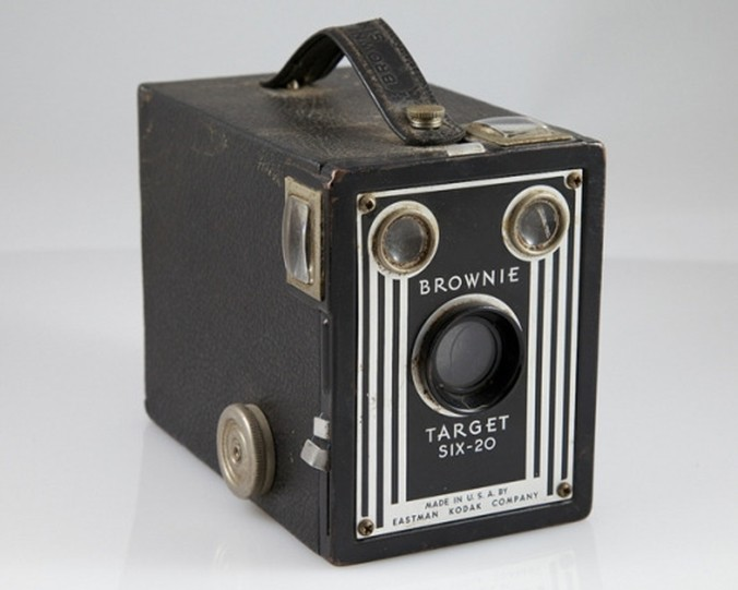 BROWNIE, camera, Kevin Stanchfield