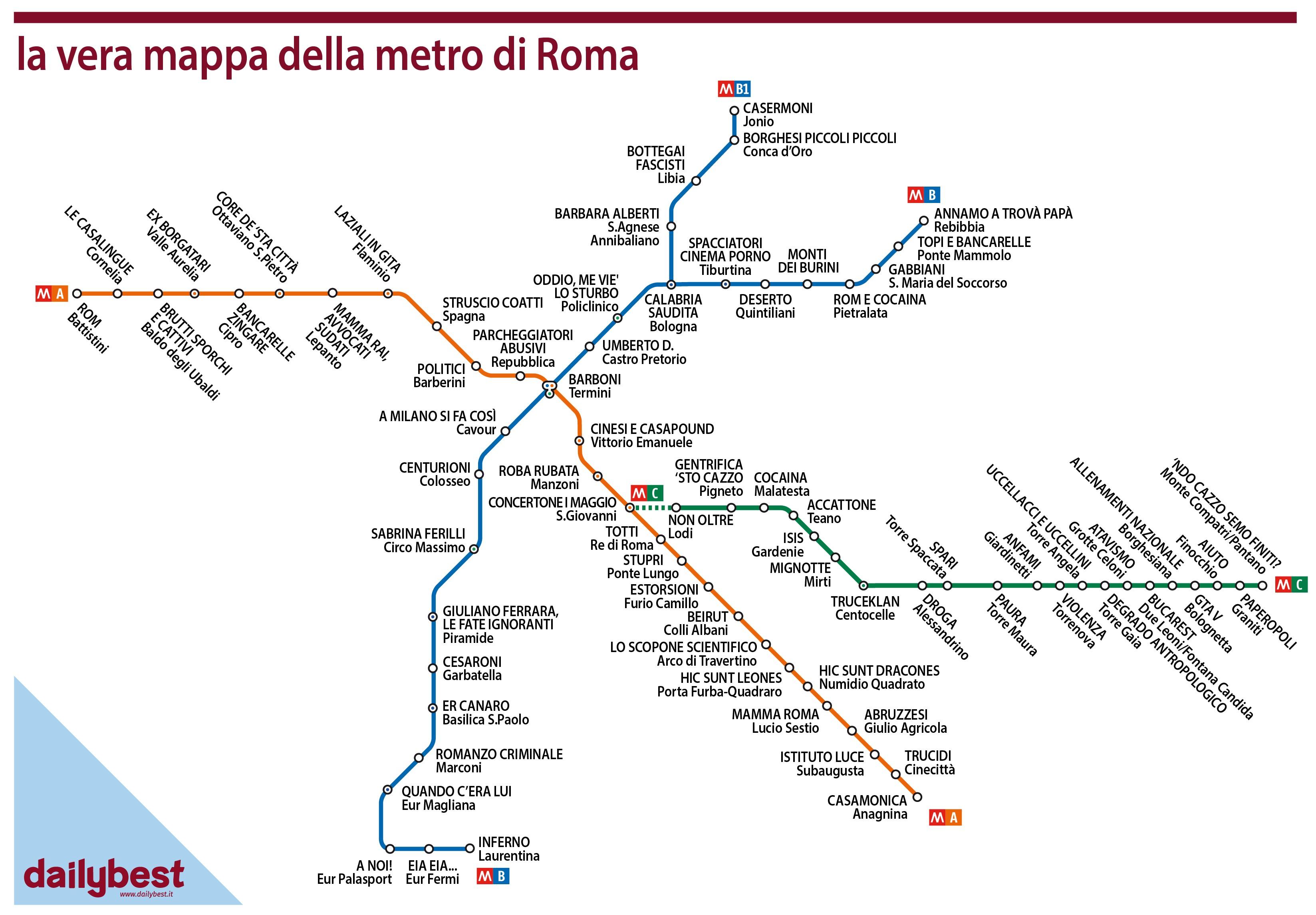 LA METRO DI ROMA-01