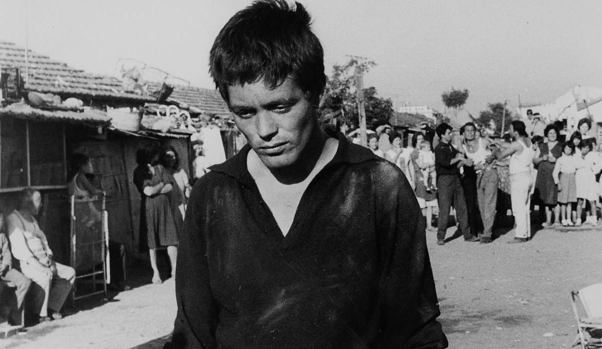 Franco Citti in Accattone, di Pier Paolo Pasolini, (1961)