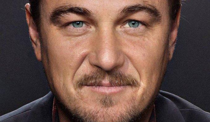 Un po' Leonardo Di Caprio, un po' Sean Penn