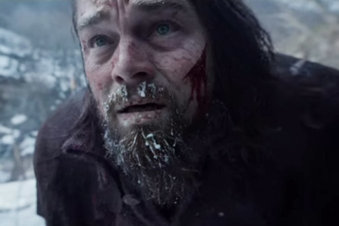 leo dicaprio, the revenant, trailer