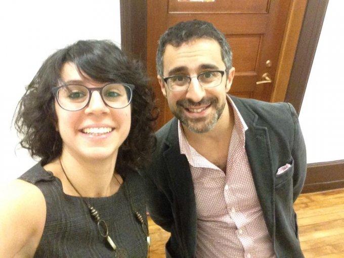 Manal e Wissam Kahi