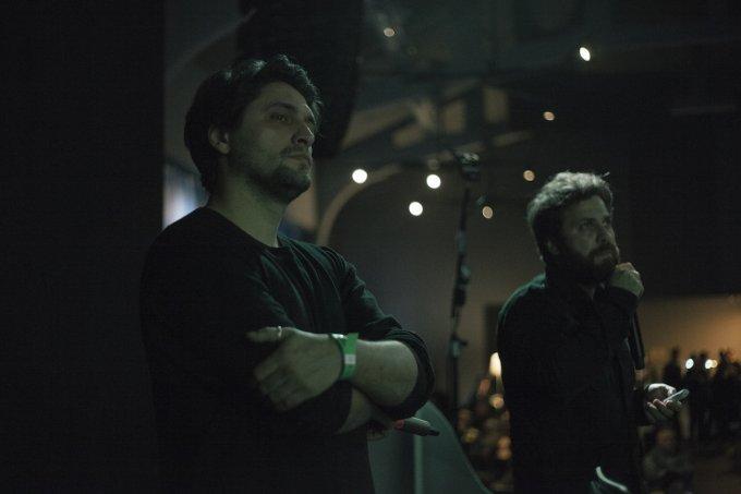 Giovanni Troilo e Luca Santese di CesuraLab