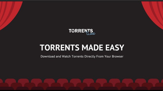 Torrents-Time