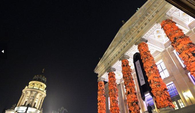 Ai Weiwei a Berlino