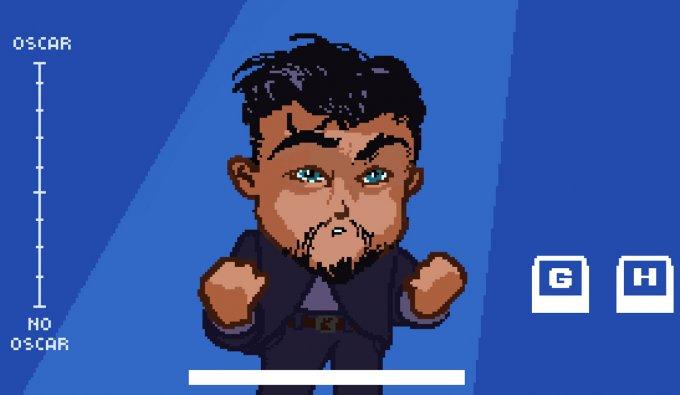 Forza Leo! Più intenso!