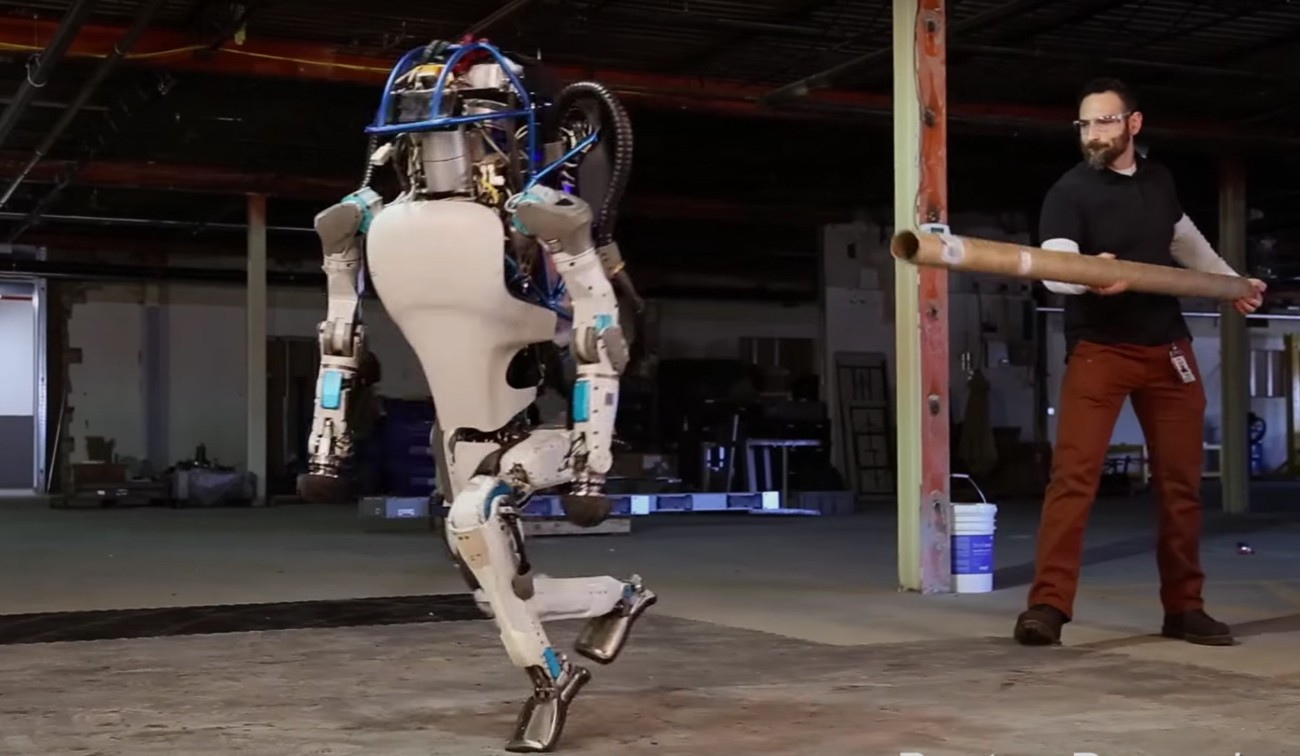 robot boston dynamics atlas